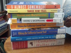 Backpacking Books